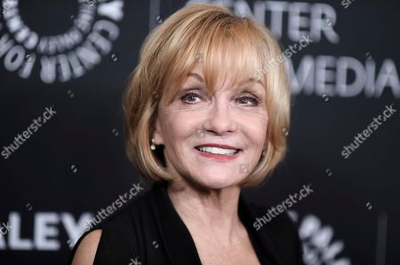 Cathy Rigby attends Paley Center's LA Gala Celebrating Women in Television at the Beverly Wilshire Hotel, in Beverly Hills, Calif
