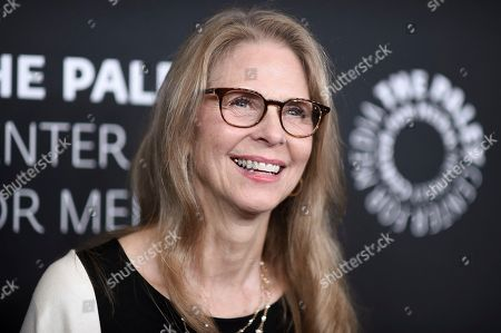Lindsay Wagner attends Paley Center's LA Gala Celebrating Women in Television at the Beverly Wilshire Hotel, in Beverly Hills, Calif