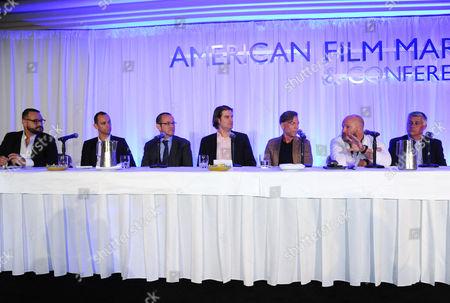 Editorial photo of AFM 2015 - Day 3, Santa Monica, USA