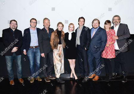"Editorial image of Season Two Celebration of WGN America's ""Manhattan"", New York, USA"