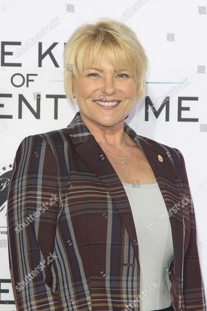 Stock Picture of US actress Judi Evans arrives for the premiere of Paramount Pictures and Pure Flix Entertainment's 'Same Kind Of Different As Me' at the Regency Village Theater in Westwood, Los Angeles, California, USA 12 October 2017. The movie opens in the US 20 October 2017.
