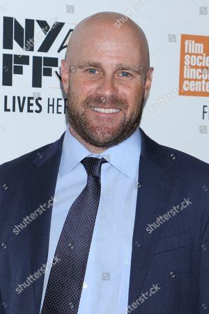 Editorial picture of 'Mudbound' film premiere, Arrivals, 55th New York Film Festival, USA - 12 Oct 2017