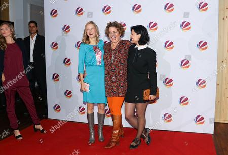 Susanne Bormann, Muriel Baumeister, Mimi Fiedler