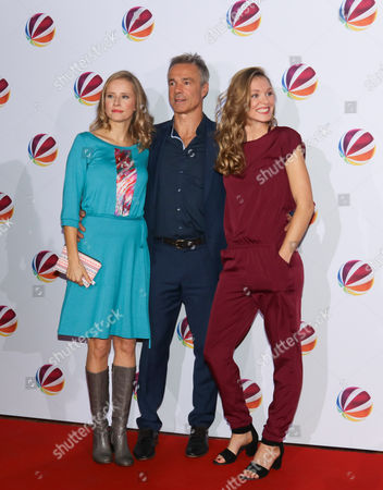 Susanne Bormann, Hannes Jaenicke, Stephanie Krogmann