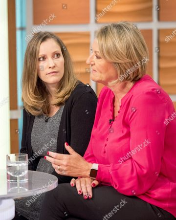 Laura Bates and Sue Hill