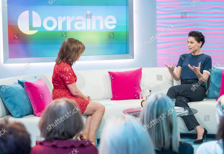 Lorraine Kelly and Emma Willis