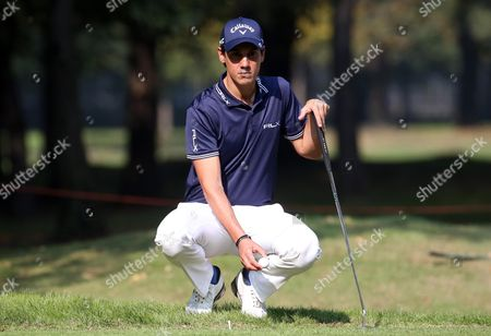 Editorial photo of Golf: 74th Open of Italy, Monza - 13 Oct 2017