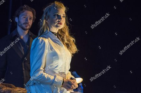 Natalie Dormer as Vanda Jordan, David Oakes as Thomas Novachek