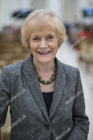 Stock Picture of Sue MacGregor.