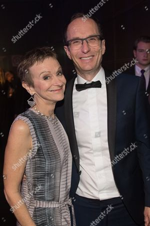 Stock Photo of Nicci Gerrard and Sean French