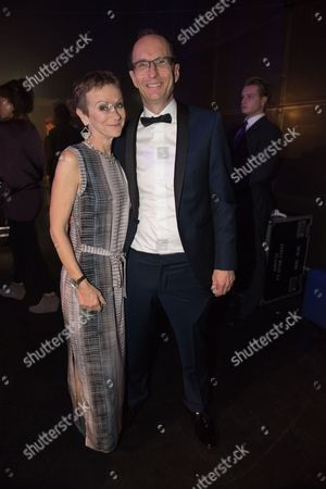 Stock Picture of Nicci Gerrard and Sean French