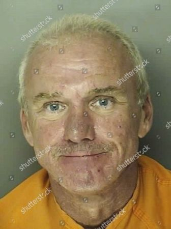 This undated photo provided by the J. Reuben Long Detention Center in Conway, S.C shows Bobby Paul Edwards, a South Carolina restaurant manager who has been ordered held without bond on charges of abusing and enslaving a mentally challenged employee, according to information released by federal authorities. Edwards, 52, of Conway, pleaded not guilty to one count of forced labor, federal prosecutors said