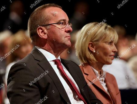 Doris Schroeder-Koepf and Boris Pistorius