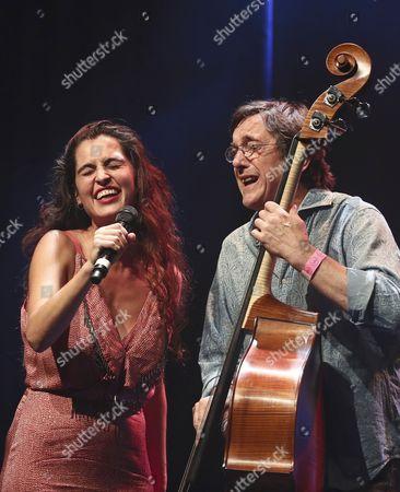 Silvia Perez Cruz and Javier Colina