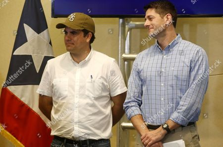 Ricardo Rossello and Paul Ryan