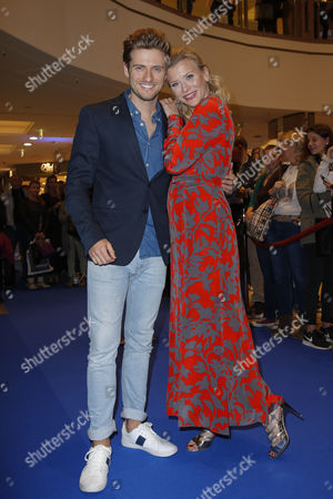 Jšrn Schlšnvoigt and Eva Habermann