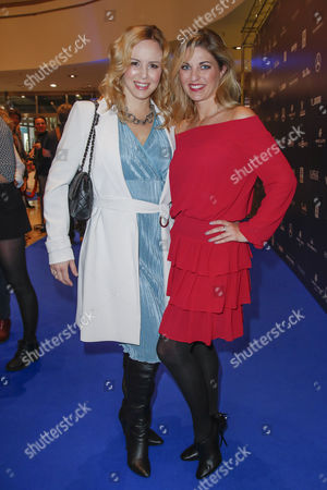 Isabel Edvardsson and Christine Deck