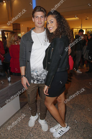 Lovelyn Enebechi and Philipp Laicher