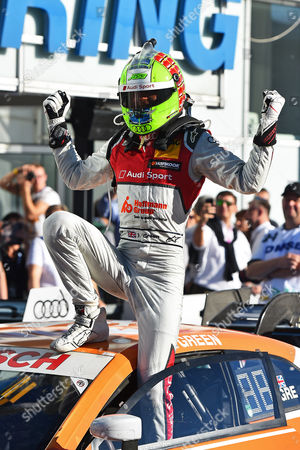 Sieger, 1.Platz, Jamie Green (Audi Sport Team Rosberg)