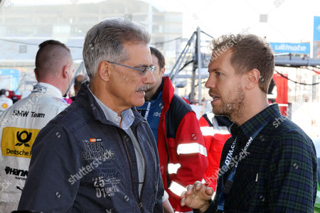 Dr. Mario Theissen, Sebastian Vettel