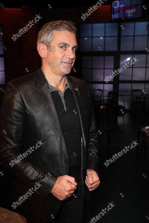 "Editorial photo of ""Koelner Treff"" tv show, Cologne, Germany - 13 Oct 2017"