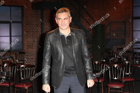 Stock Picture of Wladimir Kaminer