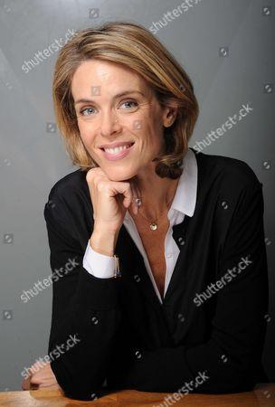 Stock Image of Julie Andrieu