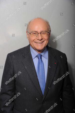 Stock Image of Alain Pompidou