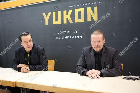 Till Lindemann, Joey Kelly