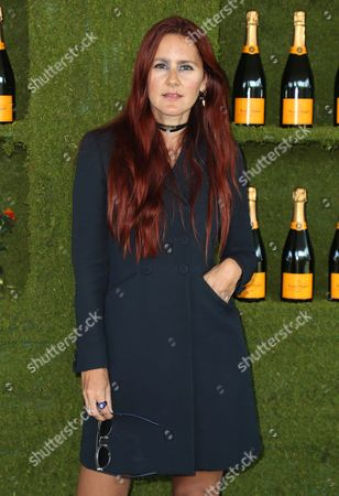 Editorial picture of Veuve Cliquot Polo Classic, Arrivals, Los Angeles, USA - 14 Oct 2017