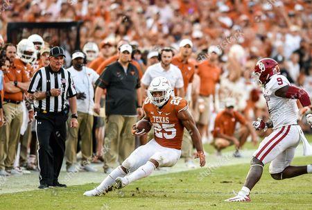 Editorial image of NCAA Football Oklahoma vs Texas, Dallas, USA - 14 Oct 2017