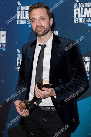 Editorial image of Film Festival Awards, London, United Kingdom - 14 Oct 2017