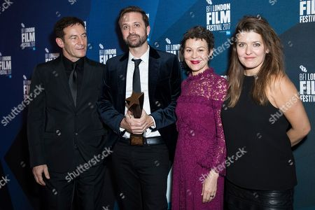Editorial picture of Film Festival Awards, London, United Kingdom - 14 Oct 2017