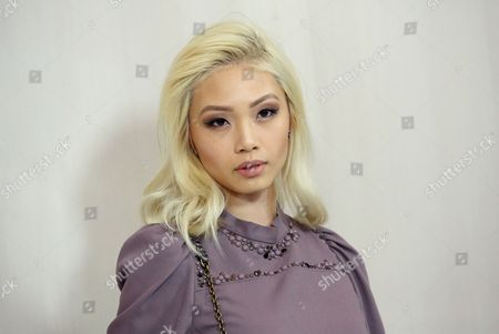 Stock Picture of Grace Cheng