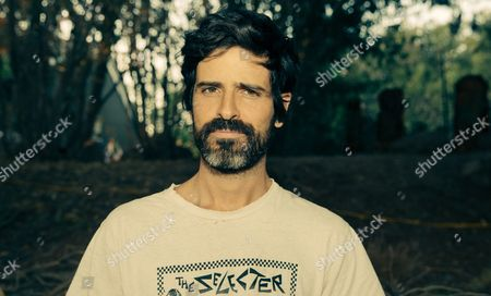Stock Image of Devendra Banhart