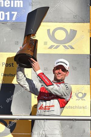 3. Platz Meisterschaft: Jamie Green (Audi Sport Team Rosberg)