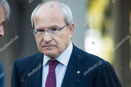 Stock Picture of Jose Montilla ex President of Catalonia for PSC