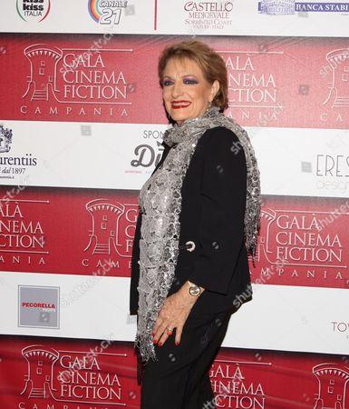 Editorial photo of Castellammare di Stabia gala of fiction, Palermo, Italy - 13 Oct 2017