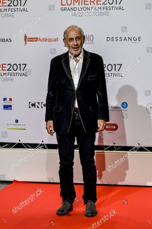 Editorial photo of Lumiere Grand Lyon Film Festival, Opening Ceremony, France - 14 Oct 2017