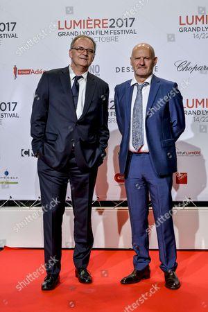 Christophe Carion & Jean Paul Salome