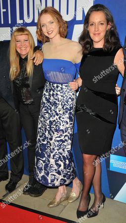 Editorial photo of BFI London Film Festival Awards, UK - 14 Oct 2017