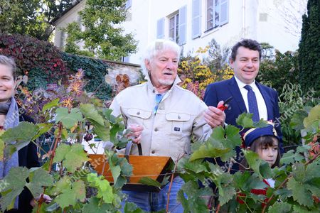 Hugues Aufray, Eric Lejoindre