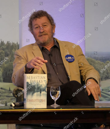 Editorial picture of Cliveden Literary Festival, Cliveden House Hotel, Maidenhead, UK - 14 Oct 2017