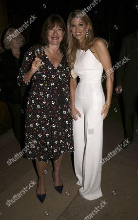Daisy Goodwin and Natalie Livingstone