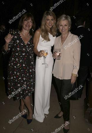 Daisy Goodwin, Natalie Livingstone and Tina Brown