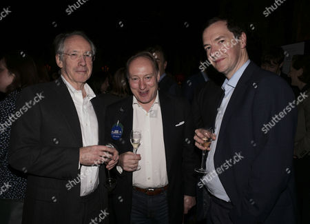 an McEwan, Andrew Roberts and George Osborne