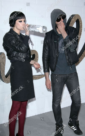 Crystal Castles - Alice Glass and Ethan Kath