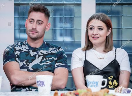 Editorial picture of 'Sunday Brunch' TV show, London, UK - 15 Oct 2017