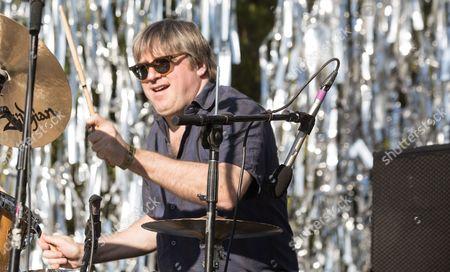 Steve Shelley of Thurston Moore Band