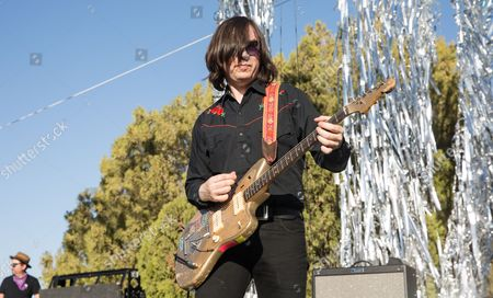 James Seawards of Thurston Moore Band